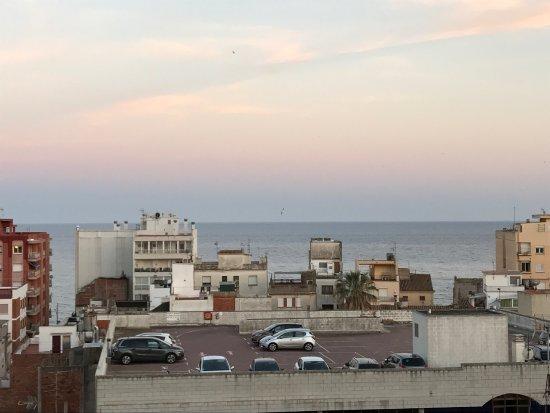Hotel Santa Rosa: Вкусные обеды и вид с крыши отеля