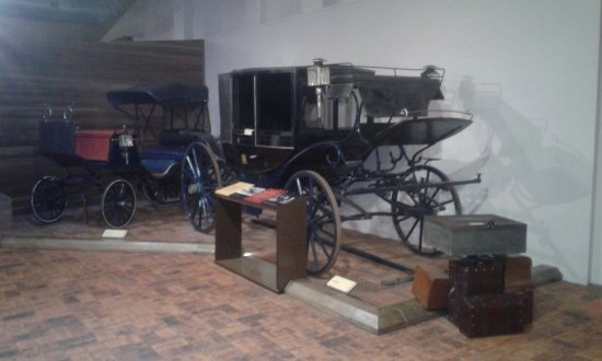 Toowoomba, Australien: Some of Carriages at the Museum.