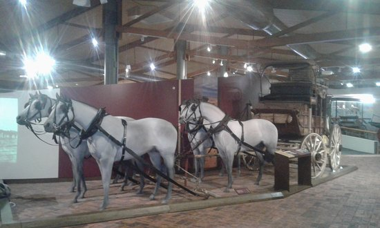 Toowoomba, Australia: The Museum has a unique collection of Carriages.