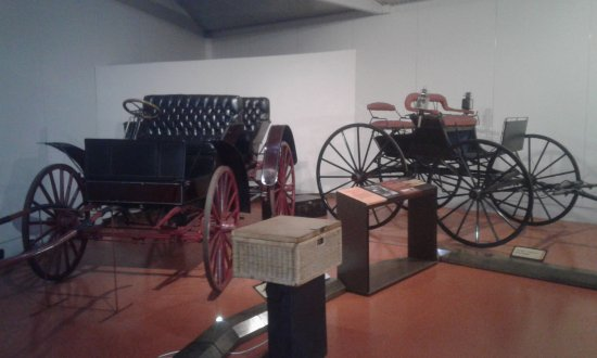 Toowoomba, Australien: Primo Pioneer Carriages.