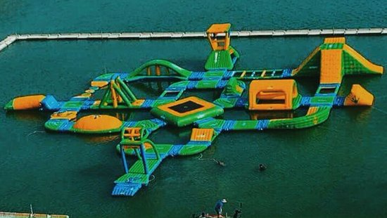 Frenzy water park