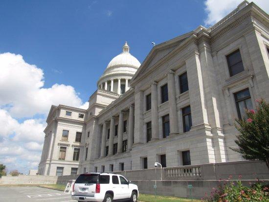 아칸소 주 정부청사(Arkansas State Capitol