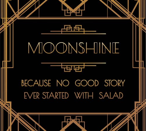 Moonshine Escape room