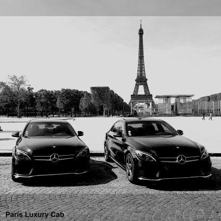 Paris Luxury Cab