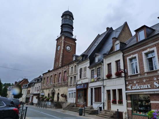 "Visite Guidee ""Le vieil Amiens"""