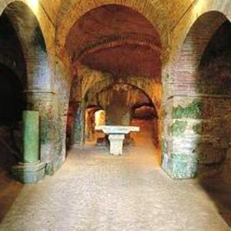 Chiusi, إيطاليا: Catacomba di Santa Mustiola e Catacacomba di Santa Caterina