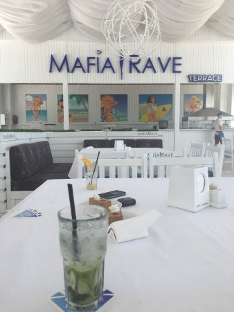 Mafia Rave Terrace
