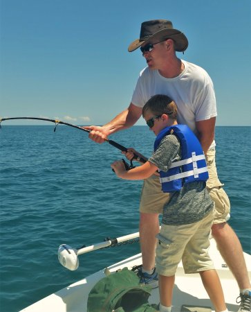 Sebastian gypsy fishing charters fl omd men for Charter fishing sebastian fl