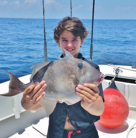 Sebastian gypsy fishing charters fl anmeldelser for Sebastian fishing charters