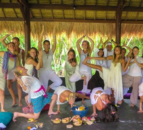 Coconut Yoga: Teacher Training Graduation