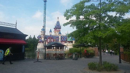 PlopsaLand De Panne : Het sprookjesachtige kasteel
