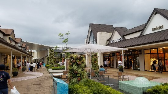 MITSUI OUTLET PARK KISARAZU