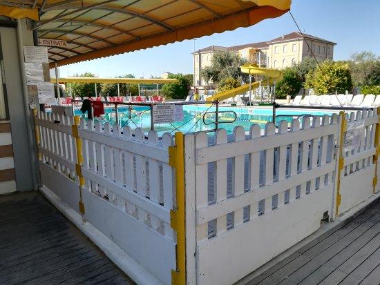 Privatstrand club family hotel cesenatico