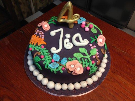 Astounding Birthday Cake Jia Picture Of Dinkel Bakery Cape Town Central Funny Birthday Cards Online Benoljebrpdamsfinfo