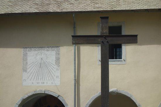 Le Reposoir, France: Cloitre de la chartreuse