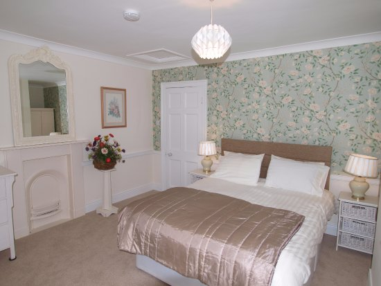 Ballymahon, Irland: Delux Double 5' ensuite