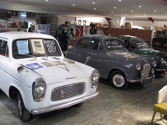 Denbigh, UK: More Cars