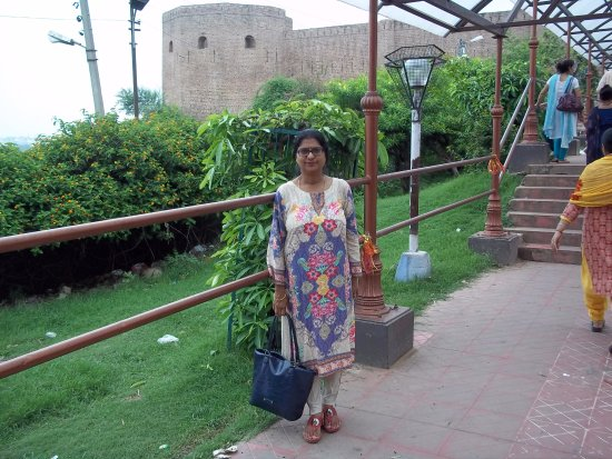 Jammu, India: Bahu fort