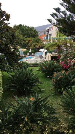 Hotel Quinta Bela Sao Tiago: Garden view