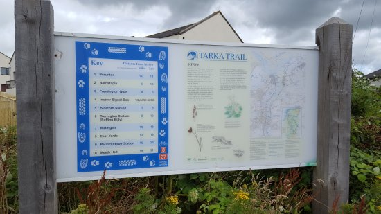 Devon, UK: Tarka Trail