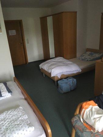 Elzach Umgebung Pension Hotel