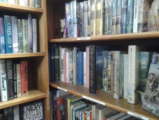 Hermanus, Sudáfrica: Books in nooks