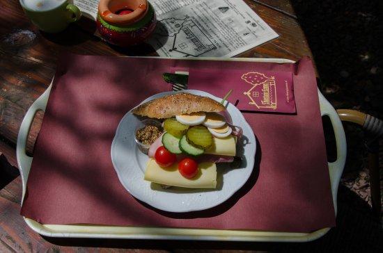 Eemnes, เนเธอร์แลนด์: een broodje
