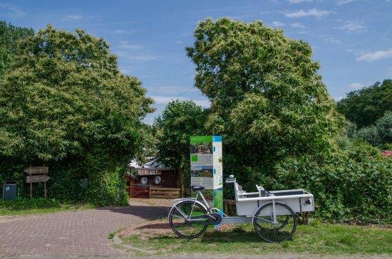 Eemnes, เนเธอร์แลนด์: ingang terrein Theehuis