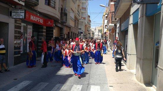 Fiesta castalla