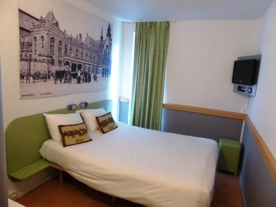 Foto Hotel Ibis Budget Brugge Centrum Station
