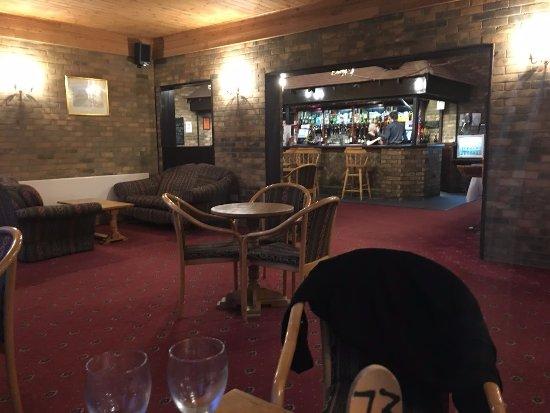 Best Western Dolphin Hotel: Friday evening