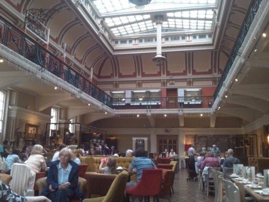 The Edwardian Tea Room: Birmingham