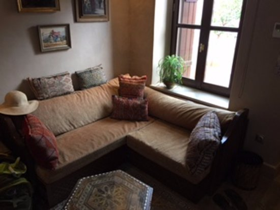 La Maison Ottomane: Nice sitting area