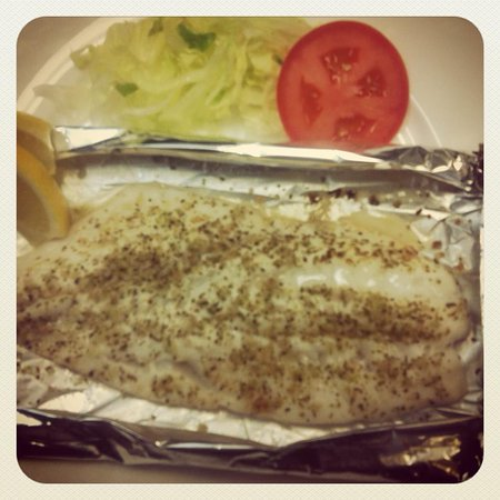 Thirroul, Австралия: Grilled fish