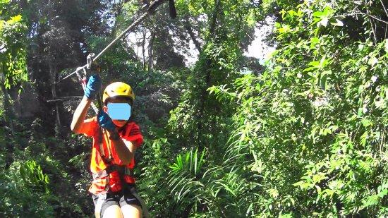 Jungle Xtrem Adventures Park : Platform