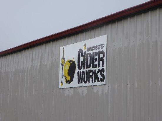 Winchester, فيرجينيا: Sign