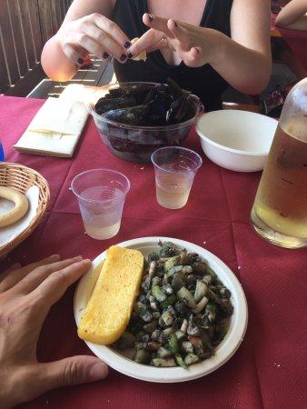 Ristorante Ittiturismo La Dosana In Venezia Con Cucina