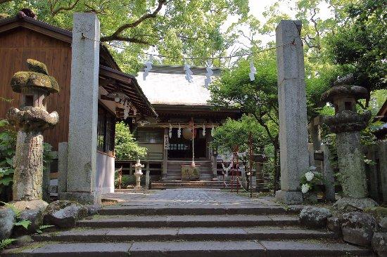 Matsumori Temmamgu Shrine