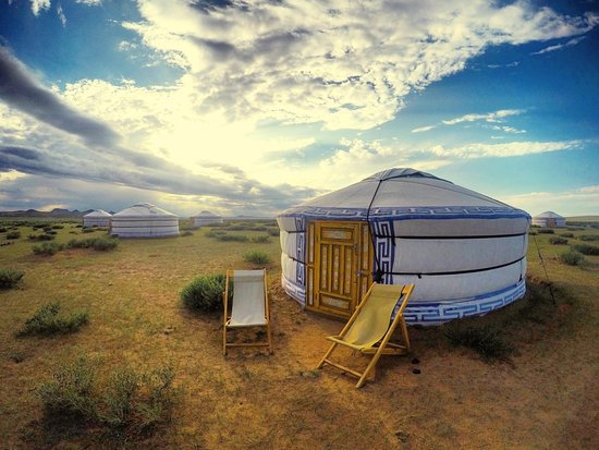 sweet gobi ger camp