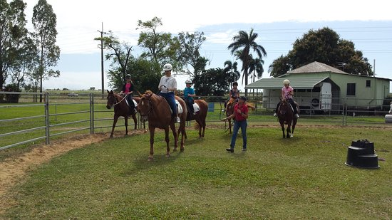 ‪Port Douglas Horse Riding‬
