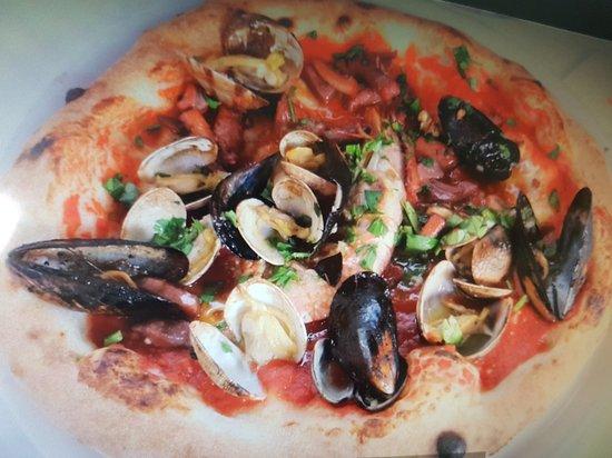 Très bonnes Pizzas et pâtes