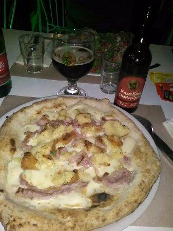 "Baiano, Italie : ""al crocchè"""
