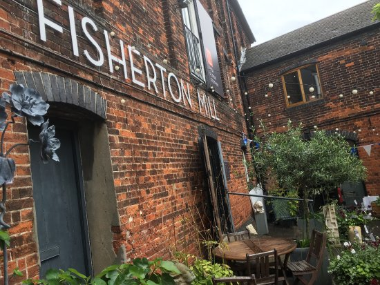 Fisherton Mill Gallery and Cafe: photo0.jpg