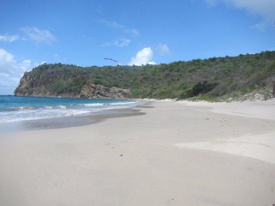 Clifton, Union Island: Bloody Bay beach