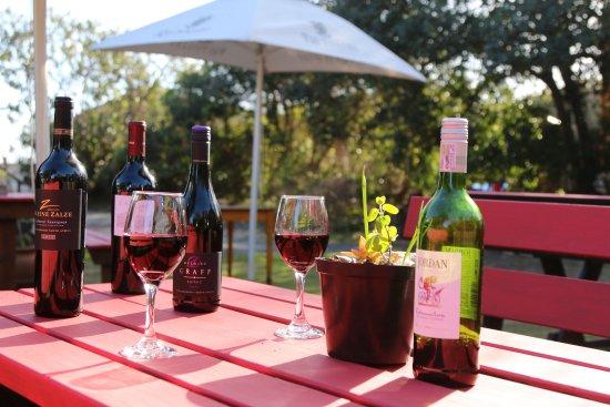 Joplins Steak Bar: A few of our wines