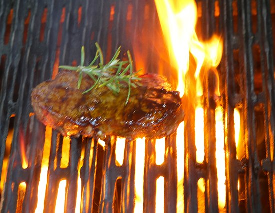 Joplins Steak Bar: Flame grilled to perfection