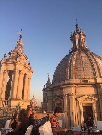 Photo0 Jpg Foto Di Terrazza Borromini Roma Tripadvisor