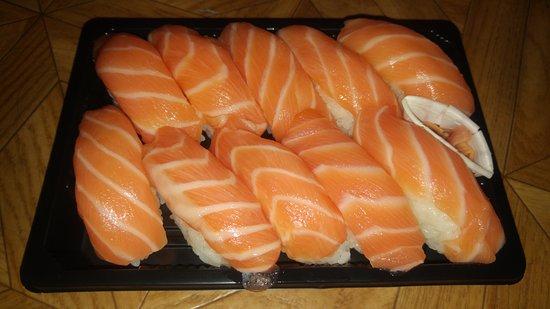 Lanester, Frankrijk: Sushi center (1)