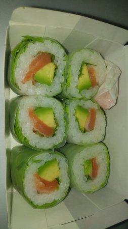 Lanester, Frankrijk: Sushi center (2)