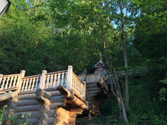 Waterfall Gremiachy: Водопад Гремячий